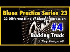 [Blues Practice Series Backing Track] - Blues Key : A Tempo : 60 Time Signature : Slow Blues Feel Electric Guitar Rhythm, Organ B. Rhythm And Blues, Jazz Blues, Kind Of Blue, Backing Tracks, Soloing, Sheet Music, Feelings, Youtube, Guitar