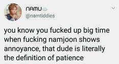 김남준 RM BTS Respect their space, Army. We maybe their bulletproof vest but that doesn't mean we have to chaff. Taehyung, Namjoon, Got7 Bambam, Kpop, Shinee, Mamamoo, Bts Tweet, Kookie Bts, Vmin