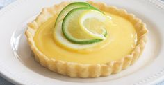 These little tarts taste like they come from a patisserie, but are a fraction of the price. The tangy taste of lemon and lime adds zing to a creamy curd filling.