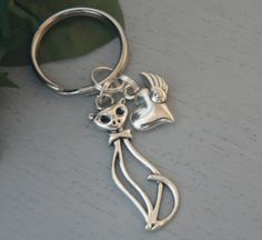 Adorable Cat Key Chain Gift For Pet Lover S