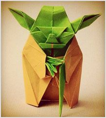 bwahahaha...origami Yoda-try this you must.....