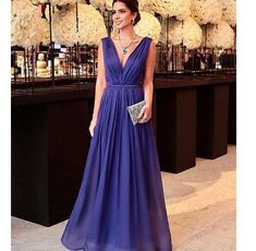 Long Prom Dresses new chiffon prom gown, Shop plus-sized prom dresses for curvy figures and plus-size party dresses. Ball gowns for prom in plus sizes and short plus-sized prom dresses for Purple Evening Dress, Formal Evening Dresses, Evening Gowns, Dress Formal, Formal Gowns, Evening Party, Backless Prom Dresses, A Line Prom Dresses, Bridesmaid Dresses