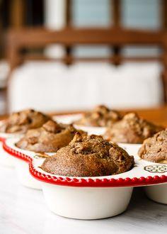 Buckwheat Muffins, Buckwheat Bread, Buckwheat Recipes, Vegan Muffins, Gluten Free Muffins, Healthy Muffins, Gluten Free Cakes, Gluten Free Baking, Gluten Free Desserts