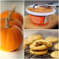 'Cause there's no better sensation Than the seasonal elation Of pumpkiny creations on a perfect autumn day… | Cougar Mountain Pumpkin Cookie Dough Delivered by Smith Brothers Farms