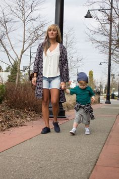 Mom & kid's fashion at Premium Label Outlet! http://www.premiumlabel.ca/outlet/news/spring-style-guide