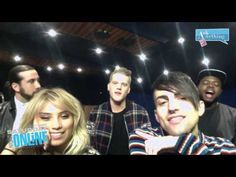 Pentatonix Interactive Chat w/ Romeo Saturday Night Online ‌‌ - AskAnythingChat - YouTube