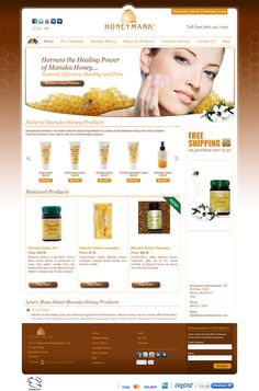 34 Best Skin Care Website Design Images Website Design Free Skin Care Products Skin Care