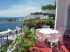 Terrace overlooking ocean in #Manzanillo Mexico #travel