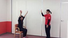 【脳トレ】デイサービスで出来る認知症予防トレーニング (腕でじゃんけん) - YouTube