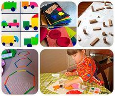 40 juegos educativos caseros 40 juegos educativos caseros para aprender los números, el abecedario, los colores, las formas, las emociones, la hora y geografía.