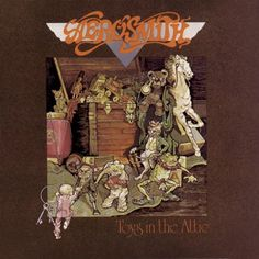 Toys in the Attic, the all-around best album from the legendary group Aerosmith, is a landmark of hard rock. It's ranked No. 229 on Rolling Stone's list of 'The 500 Greatest Albums of All Time.'