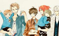 Tsukiuta The Animation, Anime Life, Ensemble Stars, Kuroko, Paradise, Idol, Friends, Cute, Pictures