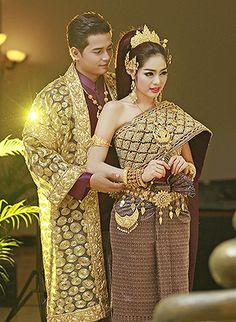 133 Best Khmer Wedding Outfit Images In 2020 Khmer Wedding