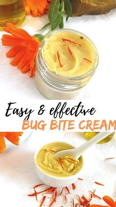 Make easy and effective bug bite cream that will help you to overcome the summer mosquito season. Skin Care Remedies, Natural Health Remedies, Herbal Remedies, How To Heal Burns, Savon Soap, Soaps, Healing Herbs, Wound Healing, Homemade Beauty Products