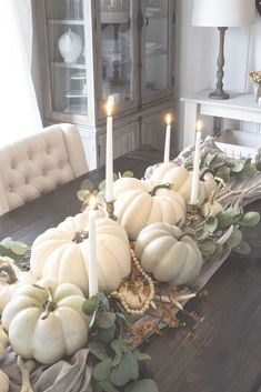 A Fall Centerpiece You Can Use Year After Year! Reading Time: 3 minutes Short on time or money this fall? Here's how to make a fall centerpiece you can use year after year.