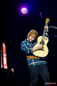 Ed Sheeran @ Palalottomatica – 26/01/2015