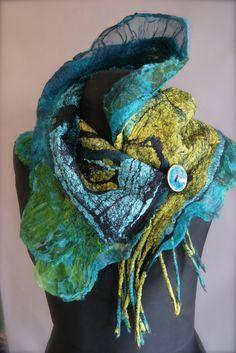 Jean Gauger scarf