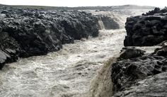Longest River | ... á Fjöllum glacial river - the second longest river in Iceland