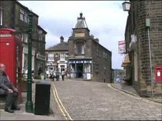 Haworth - Bronte County in N. Yorkshire