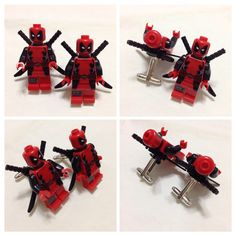 Lego Deadpool, Wedding Gifts, Wedding Ideas, Wedding Stuff, Groom Cufflinks, Father Of The Bride, Groomsman Gifts, Cute Guys, Groomsmen