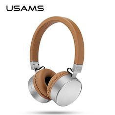 Cheap price US $23.99  Original USAMS bluetooth headset Stereo Heavy Bass Microphone  wireless headphones for computer phones music  Get promo for product: Xiaomi