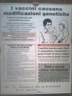 Le vaccinazioni