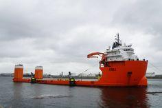 http://koopvaardij.blogspot.nl/2017/07/1-juli-2017-afgemeerd-op-de-palen.html    FJELL  Bouwjaar 2000, imonummer 8766296, grt 15751  Manager Dockwise Shipping B.V., Papendrecht