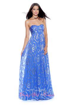 Decode 1.8 181962 #AwardWinning strapless peri silver dress #partydress2013