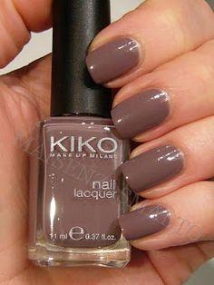 Mai senza smalto!: Kiko