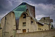 Giovanni MICHELUCCI - Our Lady of Consolation Church  Giovanni MICHELUCCI  Our Lady of Consolation Church  Valdragone, Borgo Maggiore  Republic of San Marino
