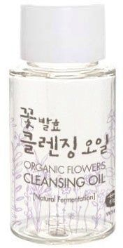 Organic Flowers Cleansing Oil