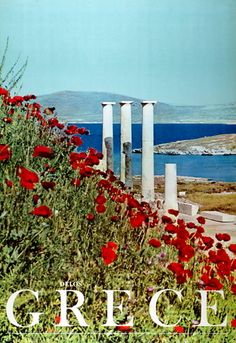 VISIT GREECE  1960' GNTO posters #greece