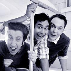 Big Bang Theory guys :)