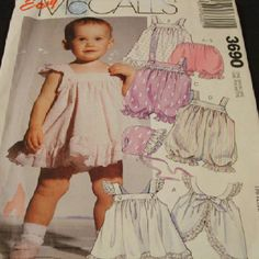 """first steps"" outfits ... Easy sew ??!!"