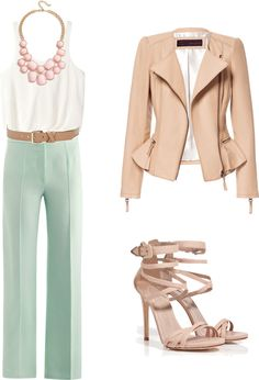 """""""Law Office Chic"""" by silverstone620 ❤ liked on Polyvore"""