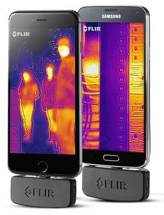 FLIR ONE Thermal Imaging Camera Attachment for iOS | FLIR Systems