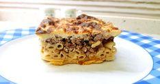 Το Παστίτσιο της μαμάς, Παστίτσιο, Μπεσαμέλ, Lasagna, Ethnic Recipes, Food, Meals, Yemek, Lasagne, Eten