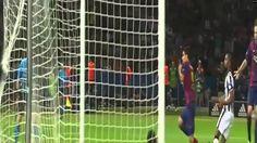 أهداف مباراة برشلونة 3-1 يوفنتوس6/6/2015  Juventus vs FC Barcelona 1-3 A...