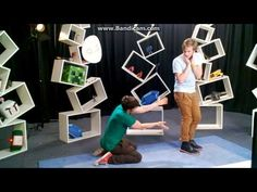 Toby Turner dances with Pewdiepie...<3  freaking hilarious !! :D