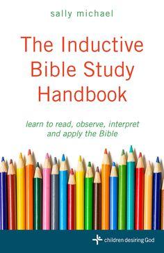 The Inductive Bible Study Handbook                              … …