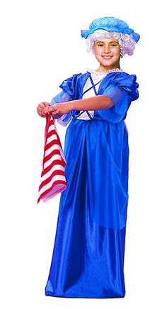 Colonial Lady Child costume - Velvet jacket, blouse and pants. Dress Up Costumes, Boy Costumes, Costumes For Women, Patriotic Costumes, Halloween Costumes For Teens, Halloween Ideas, Colonial, Active Wear For Women, 6 Years