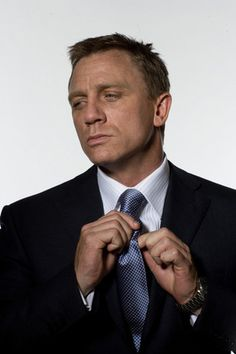 Daniel Craig. Here, let me do that for you.