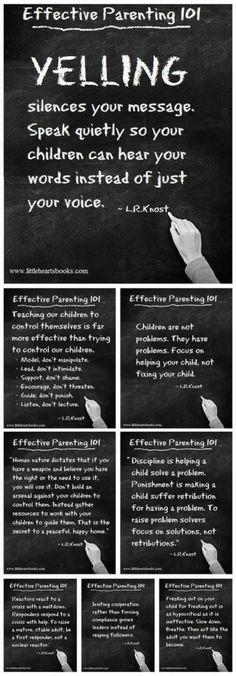 Practical, Gentle, Effective Discipline