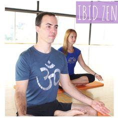 Este fin de semana nos espera muuucho movimiento  Nuestra colección IBID ZEN de camisetas ECO me acompañará en las clases especiales de yoga que hoy y mañana haré en BCN  ya veréis que modelitos  La foto es xa recordaros que también hay para chico  #IBID #IBIDZen #modasostenible #ecofashion #yogawear #ioga #yoga #om #lotusflower #zen #ecowear #eco