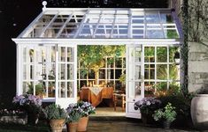 Roncesvalles Victorian Reno Diary: Covet Of The Week: Conservatories and Orangeries