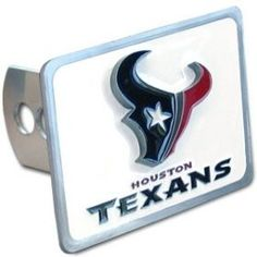 Houston Texans Trailer Hitch Cover Z157-5460377190