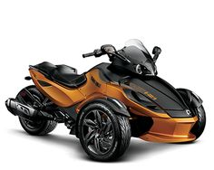 Spyder RS: 3-Wheeled Sport Motorcycle from Can-Am | Can-Am Roadster