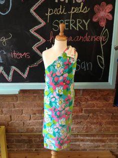 New Summer Arrivals at Fringe Kids! Pictured: Lily Pulitzer dress size 12, $34