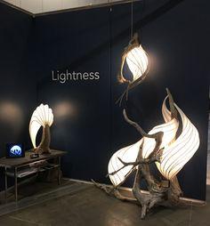Lightness artist Cameron Mathieson