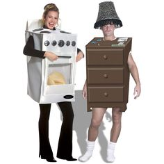 One Night Stand & Bun In The Oven Couples Costume